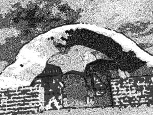 背景用トーン素材 (1,600×1,200pix.)